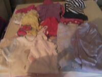 Baby Grows, Vests, T-Shirts and Leggings for Girl 3-6 Months