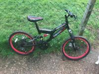 Boys Dunlop mountain bike