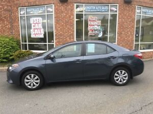 2015 Toyota Corolla LE | $67/week, taxes in, $0 down