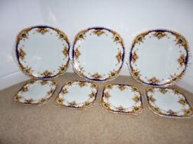 Taylor & Kent bone china - collectibles/display