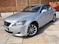2006 / LEXUS IS 220 DIESEL / SE/L / ALLOYS / LEATHER / ELECTRIC WINDOWS / CD / FEB MOT .