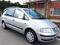 Volkswagen Sharan 1.9 TDI PD S 5dr £1,999 2006 (06 reg), MPV