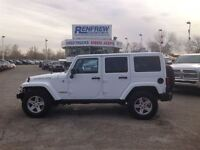2012 Jeep WRANGLER UNLIMITED Rubicon *MUST SEE* LOW KM