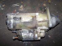Iveco Euro Cargo Starter motor for 6 cyl engine