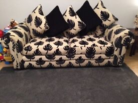 3 Seater & 2 Seater Sofa (DFS) £140 for the lot ONO