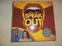 Speak out game - never been used - brand new in box