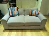 Beige/Neutral Sofa Bed