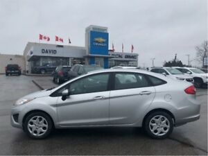 2013 Ford Fiesta SE/ LOADED/ AC/ KEYLESS/ LOCAL TRADE!