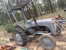Tractor slasher and bucket scoop Singleton Singleton Area Preview