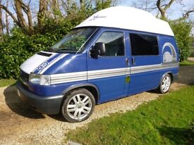 Volkswagon Transporter Conversion with High Top and lots more...