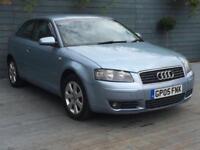 Audi A3 2.0TDI SE diesel auto