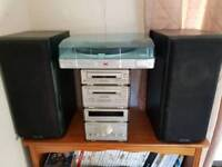 Technics seperate stereo