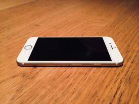 I phone 6 Gold - Perfect conditions, no scratches, rarely used