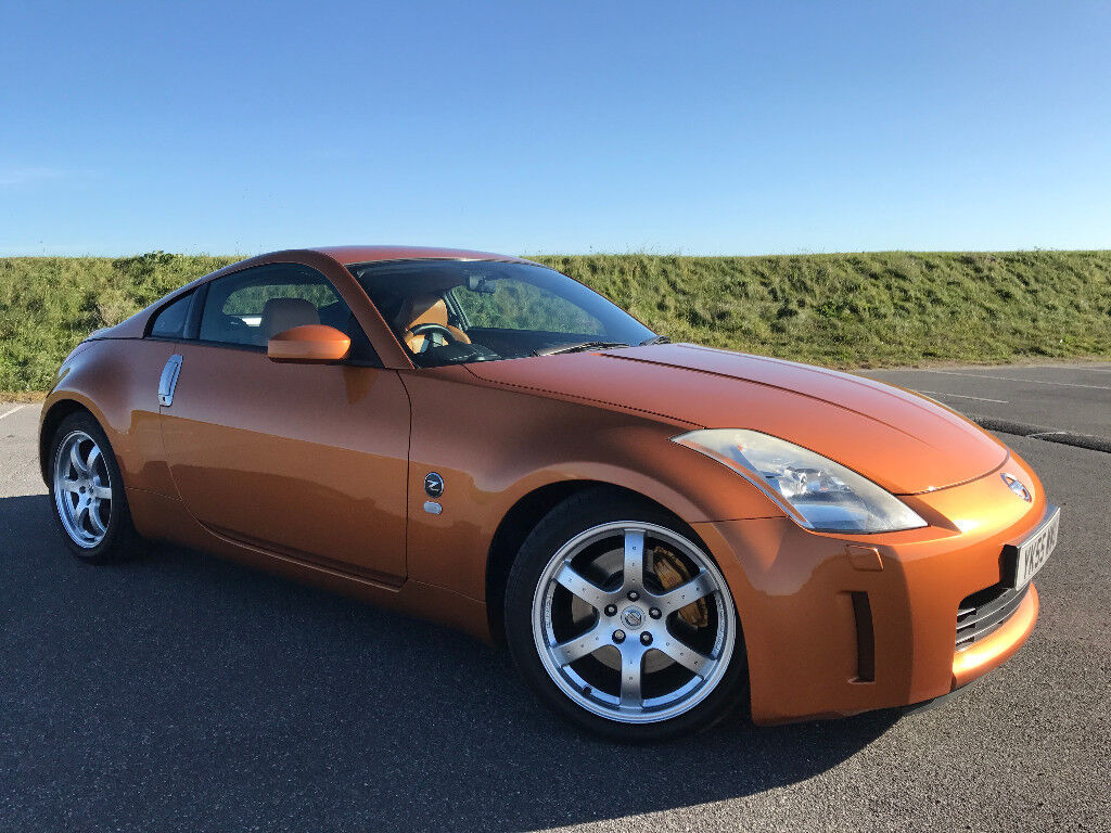 ABSOLUTLEY STUNNING! ONLY 30,000 MILES NISSAN 350Z 3.5 V6 WITH FULL SERVICE HISTORY HPI CLEAR!