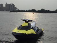 Sea-doo spark jetski 2 up