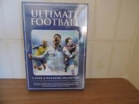 Ultimate Football Collection of DVD's