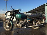 BMW R80/7 - green