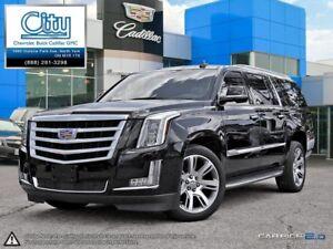 2015 Cadillac Escalade ESV Premium **ONE OWNER PREMIUM SUNROO...