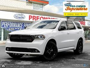 2016 Dodge Durango LIMITED >>>WITH BLACK PACK<<<