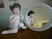 Ashton Drake Collectable Dolls - Pretty as a Picture £35.00