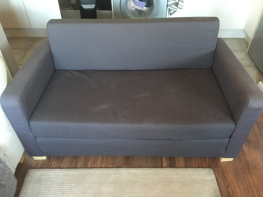 Sofa Bed + Coffee Table