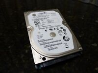 Laptop 160gb Harddrive New Ideal for X Box & PlayStation