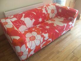 Sofa / ikea klippan