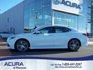 2016 Acura TLX TECH AWD V6