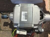 ELECTRIC MOTOR for HOOVER W/MACHINE,