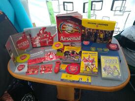 Arsenal memorabilia