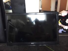LG tv free view 32 inch