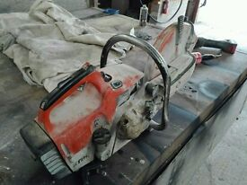 stihl saw ts 400 spares or repair