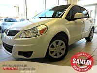 2012 Suzuki SX4 JA Mauvais Crédit Financement 1er, 2e et 3e Chan