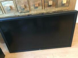 "Good condition 42"" high definition tv/monitor"