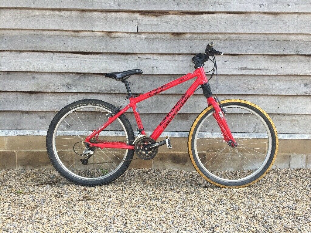 Cannondale F600 Hardtail Mtb Mountain Bike In Middlesbrough North Yorkshire Gumtree