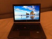 Hp elitebook 8470w i7 laptop. Excellent condition. CAN DELIVER