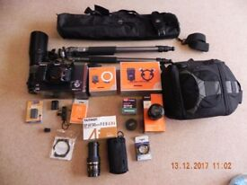 Sony A99 With lots of accessories all in beautiful condition