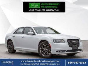 2018 Chrysler 300 S | AWD | LOW KMS | CLEAN CARPROOF