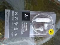 Ks wireless earphones