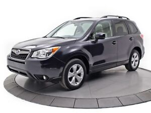 2014 Subaru Forester 2.5i Touring Package, TOIT, BLUETOOTH