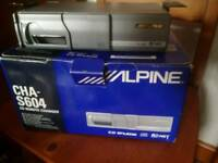 Alpine 6disc Autochanger
