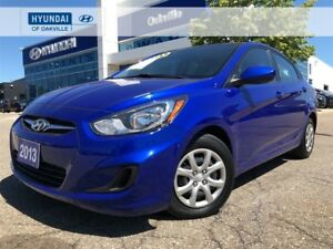 2013 Hyundai Accent GL | 1.6L | A/T | POWER OPTION | 1 OWNER