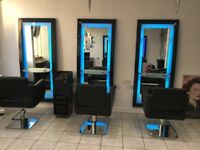 Chair to rent in salon Dunblane