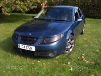SAAB 9-5 95 9 5 TID DCI TDI VECTOR SPORT TURBO DIESEL LOW MILEAGE BARGAIN CHEAP HIRSCH