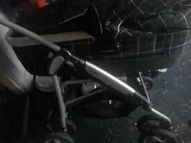 brand new mamas and papas travel system