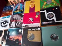 Quick Sale // Big Collection off Records Vinyl , Trance, Dance, House, Funky , Club, Dj Records