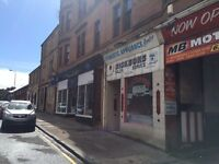 254 Clarkston Rd G44 3EA Retail Space TO LET 550SQ FT