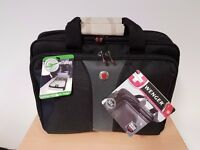 "Wenger/SwissGear Legacy 16"" Double Laptop Case"