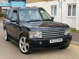image for Range Rover vogue v8 4.4 petrol 2003 (52 Reg)