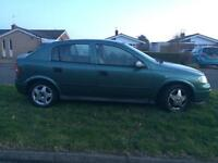 Vauxhall astra 1.6 16v Cheap car. Px